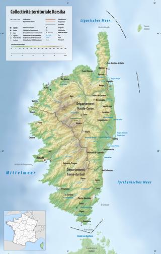 Frankreich Karte Regionen.Korsika Wikipedia