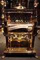 Reliquiario dei ss. marcellino e pietro, rame dorato, xx secolo.jpg