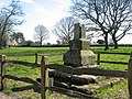 Remains of Stone Cross, Styal - geograph.org.uk - 394170.jpg