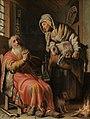 3 / Tobias verdächtigt seine Frau des Diebstahls