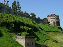 Remparts de Langres - Front nord.JPG