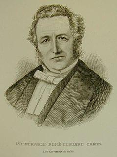 René-Édouard Caron Canadian politician