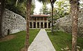 Renovated Eristavi Palace at Goraberezhouli Park.jpg