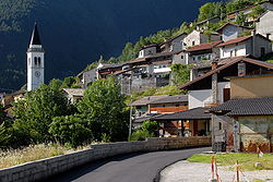 The village of Stolvizza (Solbica)