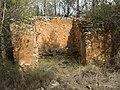 Restes de construcció a prop de la Senda dels Espills (País Valencià).jpg