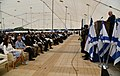 Reuven Rivlin speaks at the state memorial service in memory of Ethiopian Jews who perished on their way to Israel, May 2021 (GPOHA1 6061).jpg