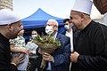 Reuven Rivlin visiting the Druze community in Israel, April 2021 (KBG GPO100 1).jpg