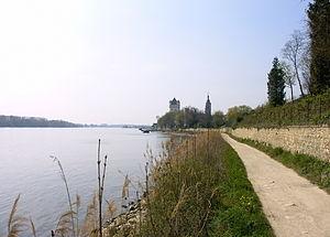 Rhein radweg u reiseführer auf wikivoyage