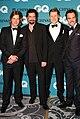 Richard Davies, Lachy Hulme, Alexander England & Damon Gameau 2012.jpg