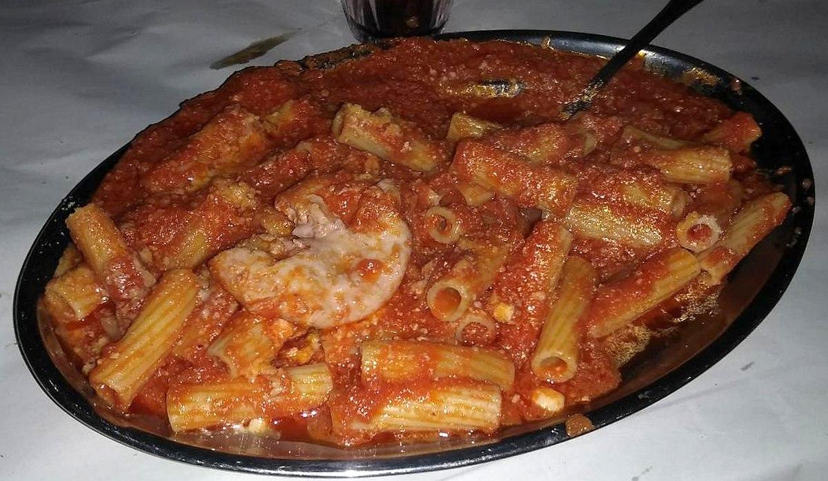 Pagliata wikipedia for Una salsa da cucina cinese