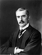 Right Honourable Neville Chamberlain. Wellcome M0003096