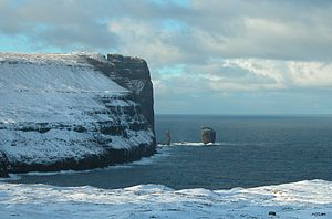 Eiði - Risin and Kellingin
