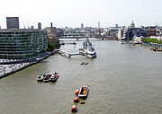 River.thames.viewfromtowerbridge.london.arp