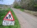Road at Killybready - geograph.org.uk - 792038.jpg