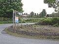 Road junction at Aghavadrin - geograph.org.uk - 1301055.jpg