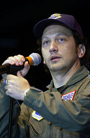 Rob Schneider? Who knew?