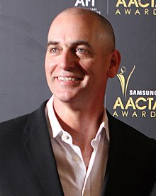 Rob Sitch at the AACTA Awards Sydney, Australia, January 2012.jpg