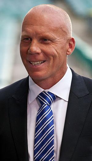 Robbie Slater - Slater in 2010