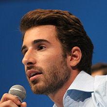 Julien Rochedy en 2012.