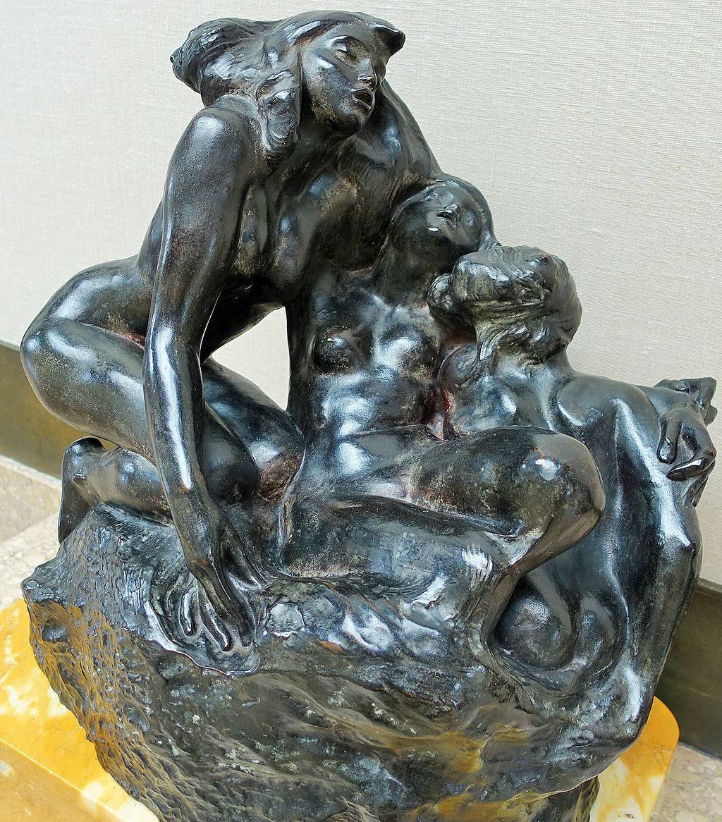 The Sirens by Auguste Rodin