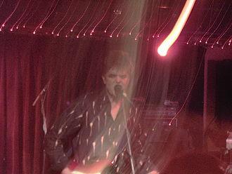 Roger Miller (rock musician) - Image: Roger Miller live at the Lizard Lounge