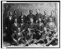 Roger Williams University-Nashville, Tenn.-Ministers' class LCCN00651763.tif