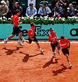 Roland Garros 2012 Ball Kids changegover.jpg
