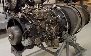 Armstrong Siddeley Viper 1950s British turbojet aircraft engine