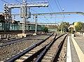Roma San Pietro-Vatican Railway junction Passeggiata del Gelsomino.jpg