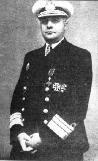 Horia Macellariu - Image: Romanian Rear Admiral Horia Macellariu