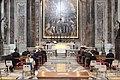 Rome Andrzej Duda Vatican City visit Saint Peter's Basilica 2020 P03.jpg