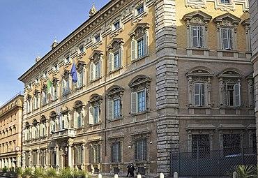 Rome Palazzo Madama 10-01-2011 13-00-15 adjusted