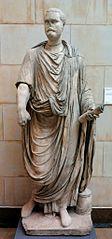 Statua togata - posąg mężczyzny w todze