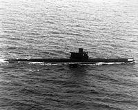 Romeo clsss submarine.JPG