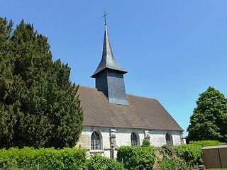Romilly-la-Puthenaye Commune in Normandy, France