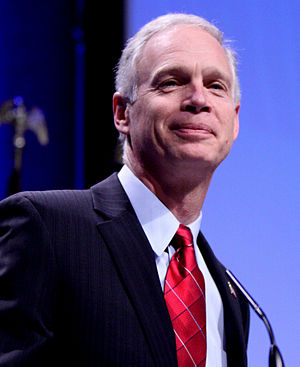 Ron Johnson (American politician) - Johnson speaking in February 2011.