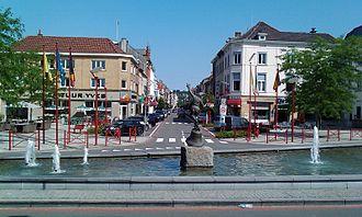 Ronse - Ronse: Stationstraat