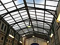 Roof of the booking hall, Whitechapel tube station - geograph.org.uk - 892469.jpg