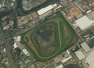 Rosehill Gardens Racecourse - Image: Rosehill RC