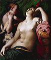 Rosso fiorentino, morte di cleopatra.jpg