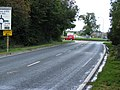 Roundabout, A162 Junction with A63, Monk Fryston. - geograph.org.uk - 243349.jpg