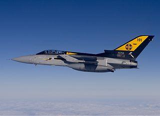 Panavia Tornado ADV Series of interceptor aircraft