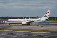 CN-ROR - B737 - Royal Air Maroc