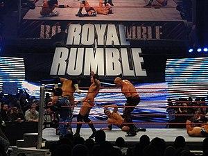 Royal Rumble - Royal Rumble match in 2010