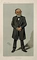 Rudolf Ludwig Karl Virchow. Colour lithograph by Sir L. Ward Wellcome V0006071.jpg
