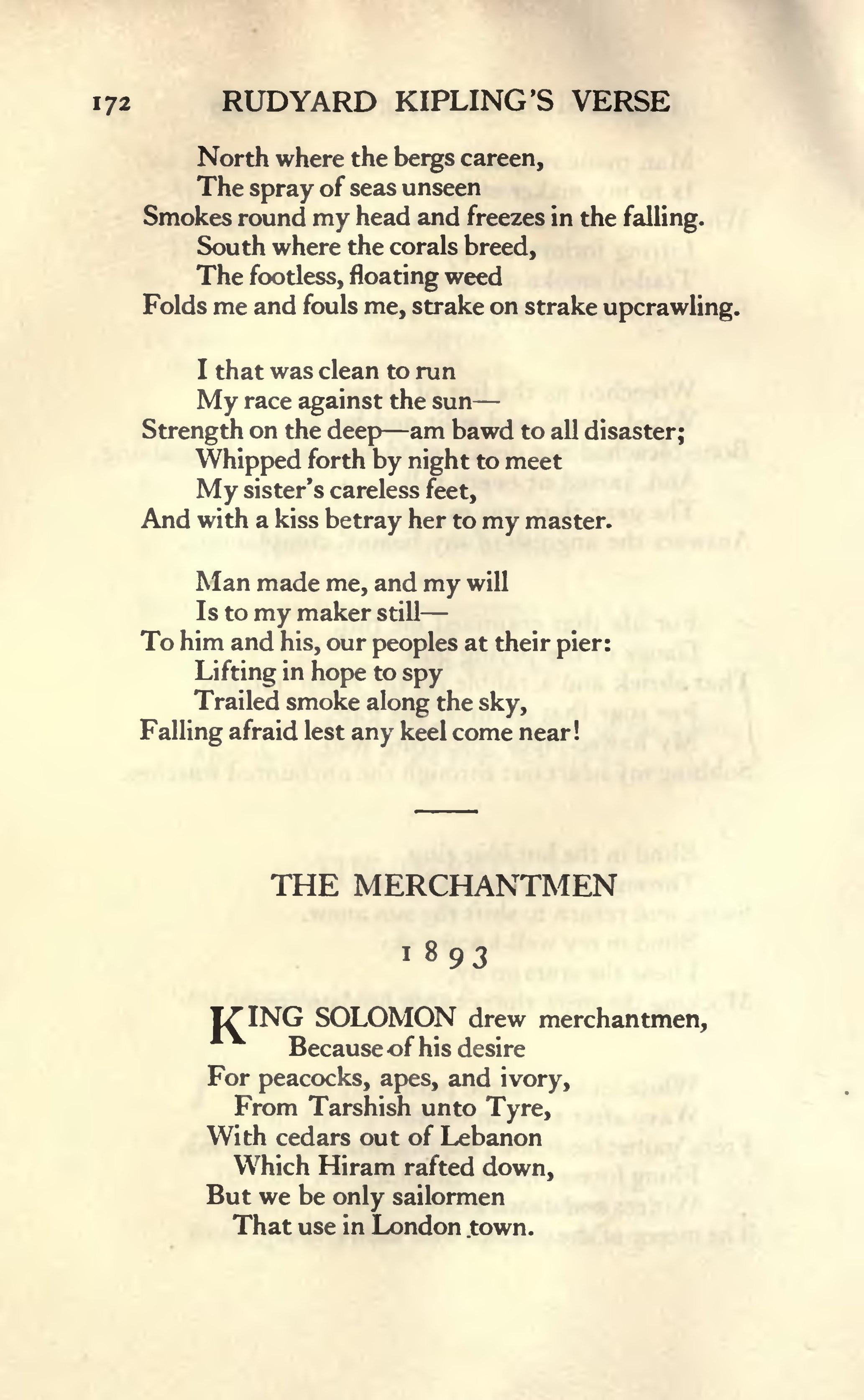 Page Rudyard Kipling S Verse Inclusive Edition 1885 1918