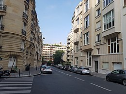 Image illustrative de l'article Rue Alfred-Bruneau