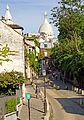 Rue de l'Abreuvoir, Paris 22 June 2014.jpg