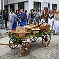Rutenfest 2011 Festzug Kleinhandel Hafner- und Korbwaren.jpg