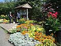 Rutgers Gardens in New Brunswick New Jersey flowers and a map Image Number 29.jpg